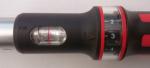 Foto von den Skalen des KS Tools Drehmomentschlüssel - 516.6042 Ergotorque precision