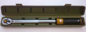 Foto von der Aufbewahrungsbox des Proxxon Drehmomentschlüssel MC 200