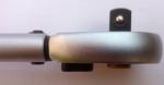"""Foto vom Kopf des Proxxon Drehmomentschlüssel MC 200 mit 1/2"""" Werkzeugaufnahme"""