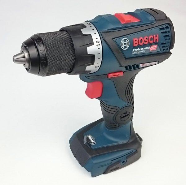 Foto vom Bosch GSR 18V-60 C Professional Akkuschrauber